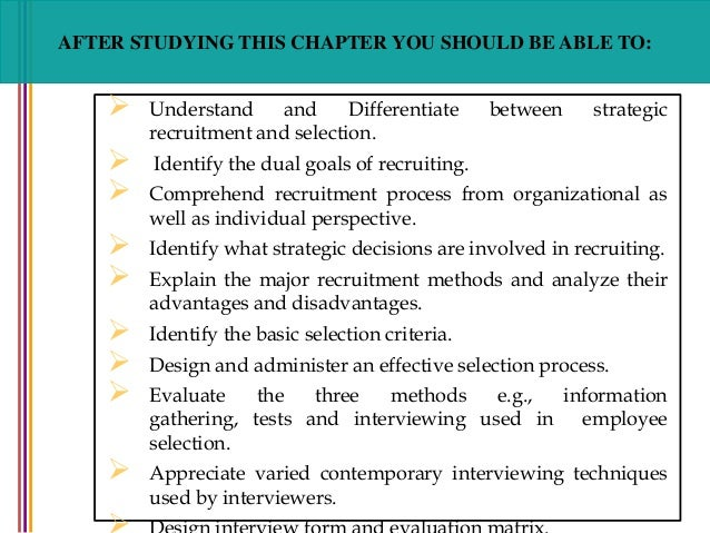 strategic recruitment selection Sample recruitment strategy planning template heavy workloads preventing hiring managers from having the time to go through the selection process.