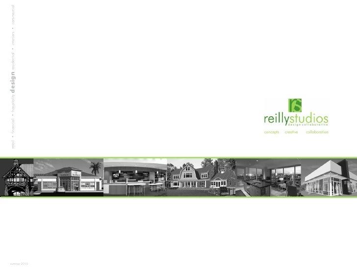 Reilly Studios Brochure