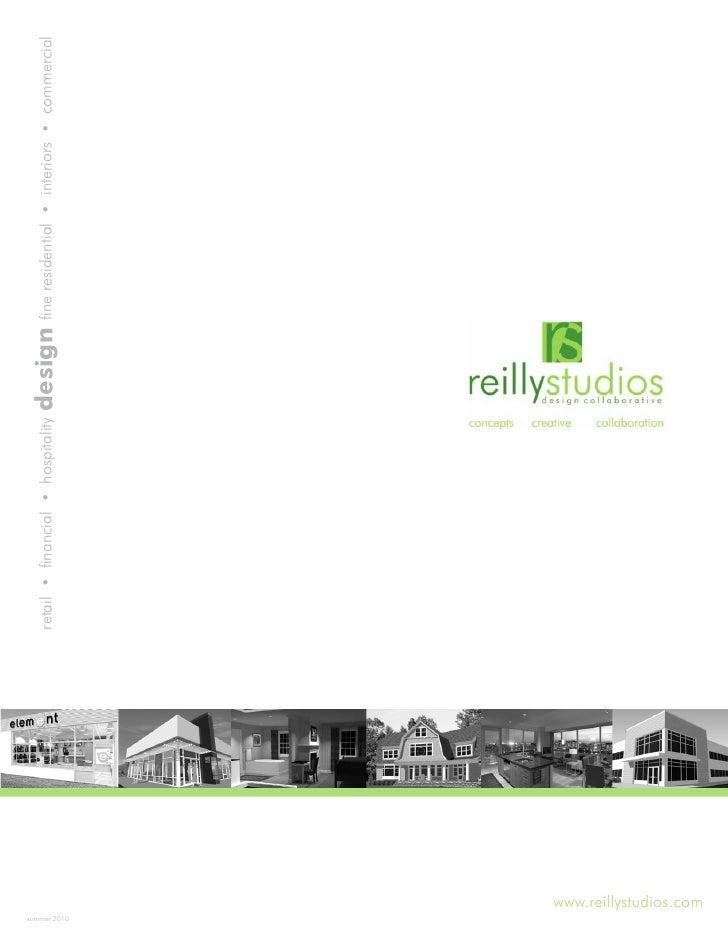Reilly Studios Portfolio