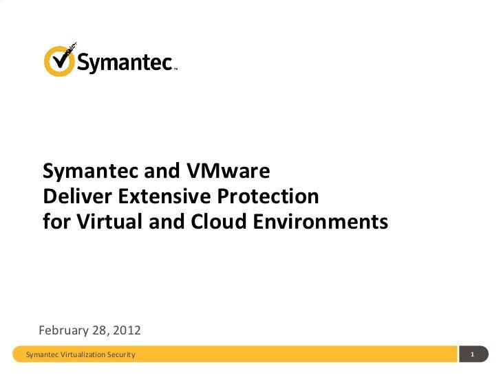 RSA 2012 Virtualization Security February 2012