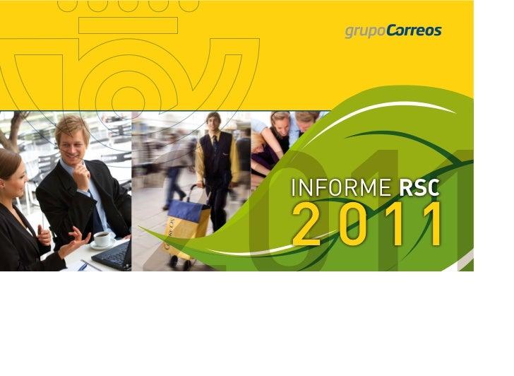 INFORME RSC2011