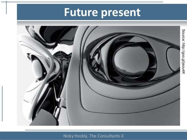 Future Present - Nicky Hockly