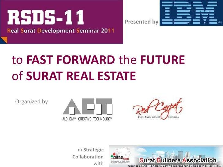 RSDS-11: Real Surat Development Seminar