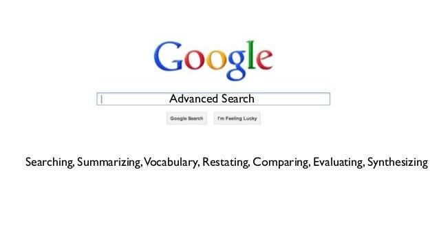 Rock Star Napa Google Advanced Search