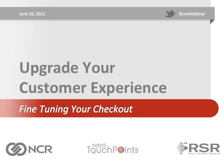 Upgrade Your Customer Experience