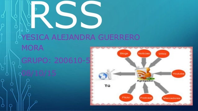 RSSYESICA ALEJANDRA GUERRERO MORA GRUPO: 200610-564 08/10/15