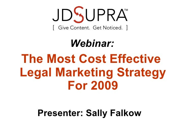 RSS and SEO for Legal Marketing