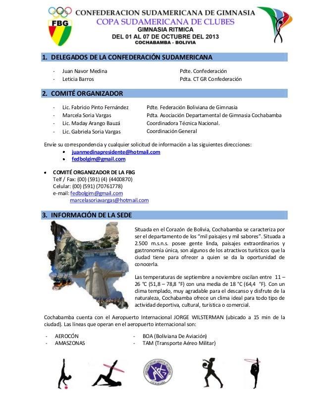 1. DELEGADOS DE LA CONFEDERACIÓN SUDAMERICANA - Juan Navor Medina - Leticia Barros Pdte. Confederación Pdta. CT GR Confede...