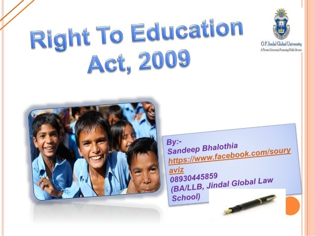 right to education in india education essay The right to education is one of the human rights, but it is not used by everyone.