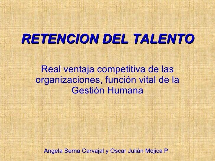 Retención Del Talento