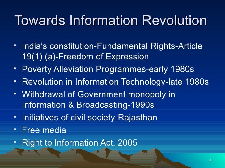 rti act 2005 features Department of expenditure comes under ministry of finance   2005 salient features of the right to information act, 2005.