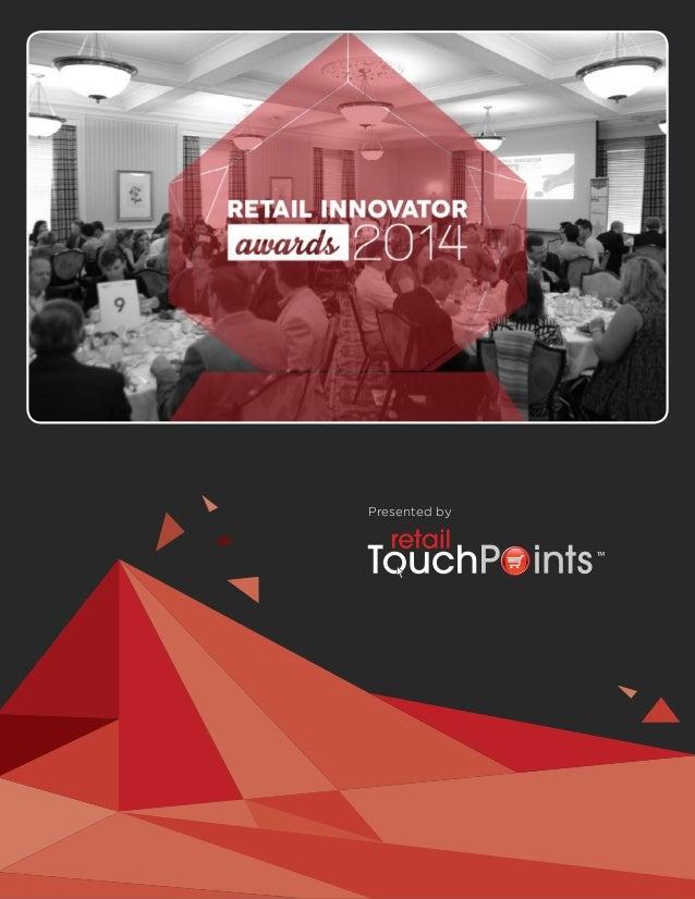 2014 Retail Innovator Awards Report