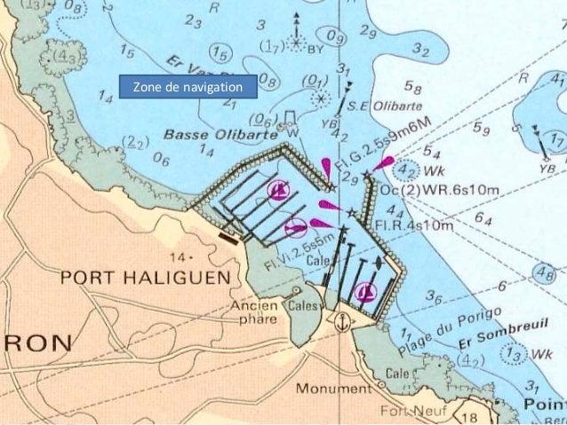 Zone de navigation