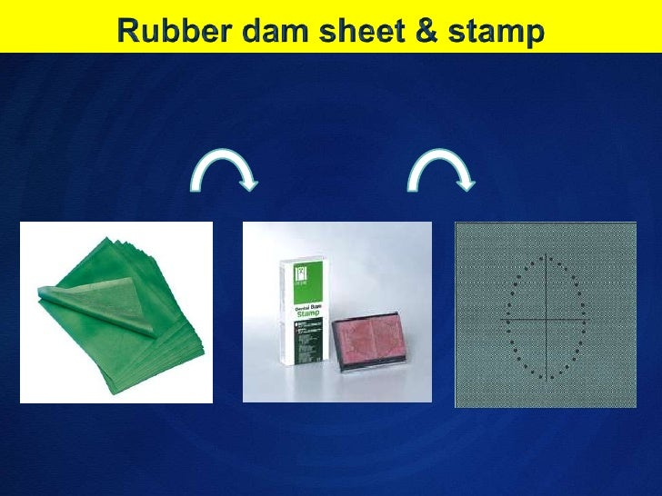 Rubber Dam Isloation