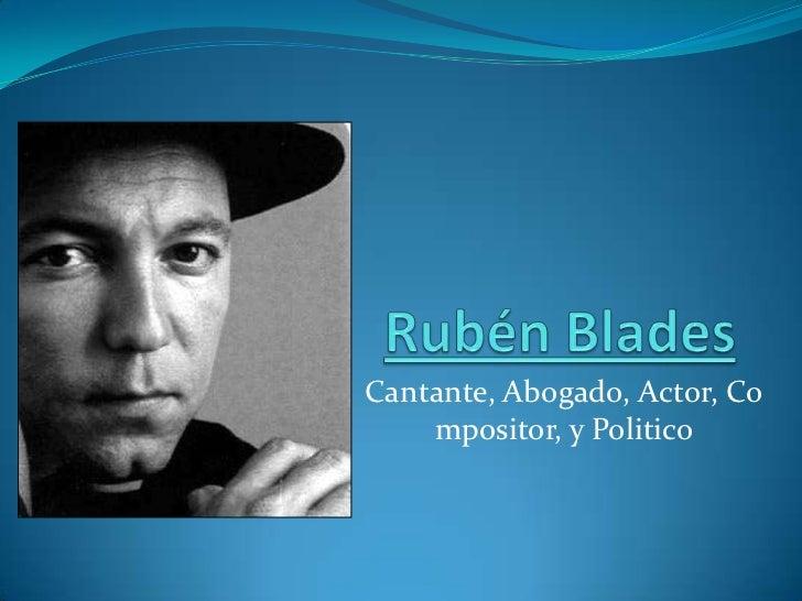 letra de cancion ruben blades: