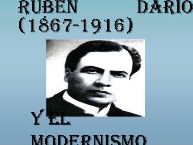Ruben Darío (1867-1916)
