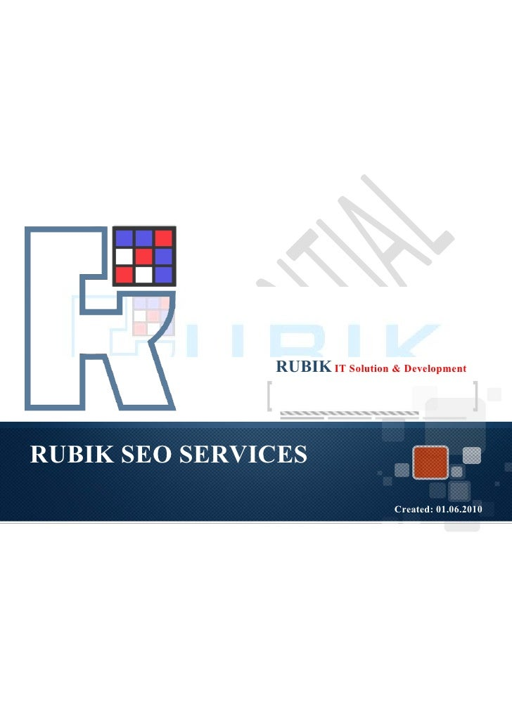 Rubik freelance
