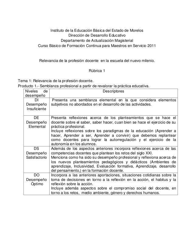 Instituto de la Educación Básica del Estado de Morelos Dirección de Desarrollo Educativo Departamento de Actualización Mag...