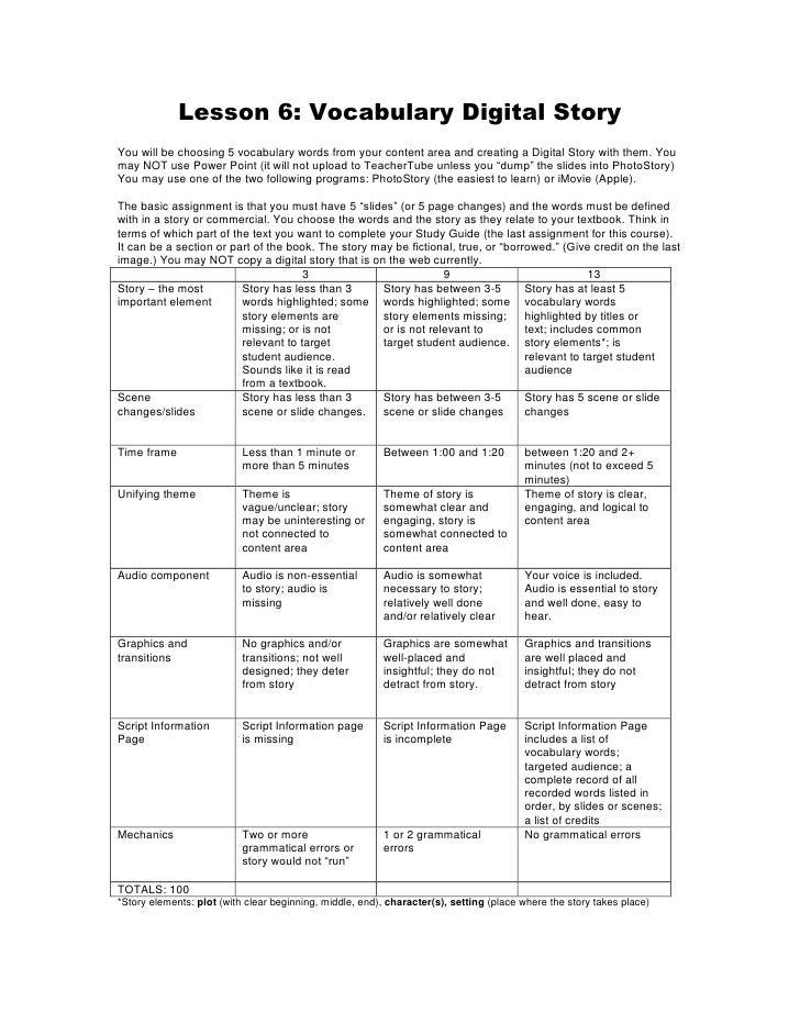 grading rubric for argumentative essays