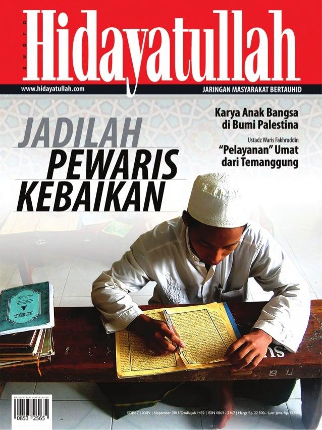 Rubrik Parenting   Jendela Keluarga Majalah Hidayatullah