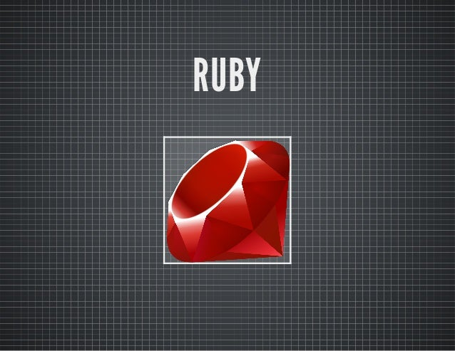 Ruby for biginner - Don't be suprised