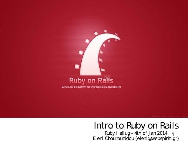 Ruby hellug