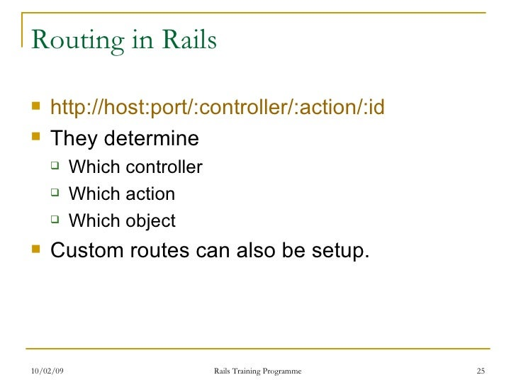 ruby on rails research papers Ruby on rails – an agile developer's framework ruby on rails (ror) sustains web application that uses the language ruby 14 outline of paper.