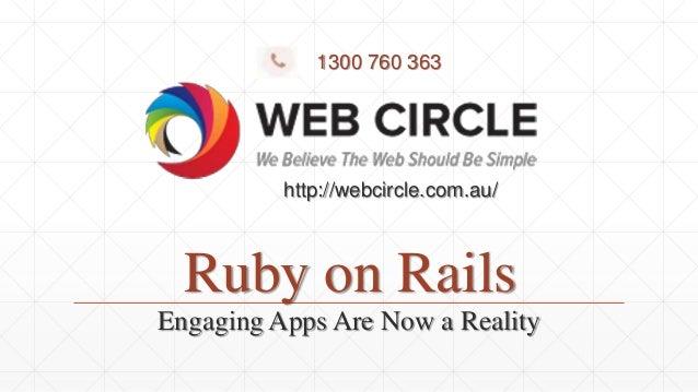 Ruby on Rails - Web Circle