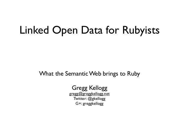 Ruby semweb 2011-12-06