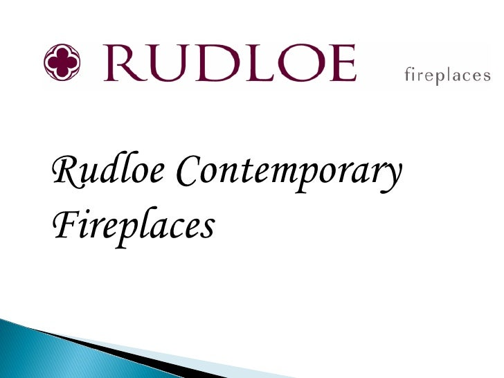 Rudloe Contemporary Fireplaces