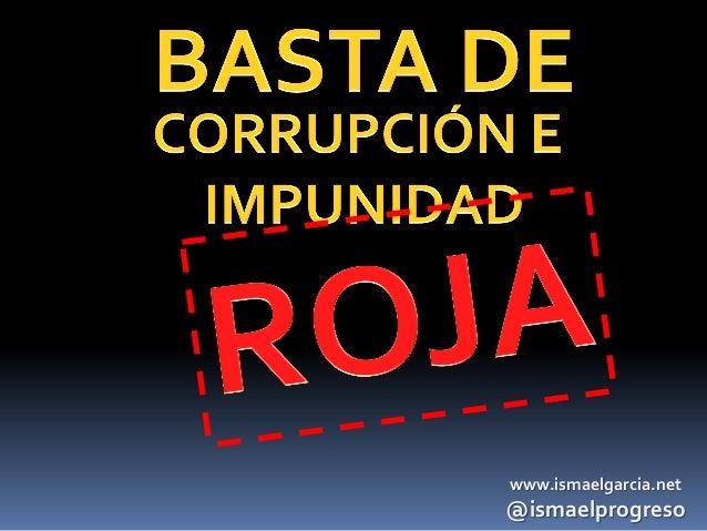 www.ismaelgarcia.net @ismaelprogreso