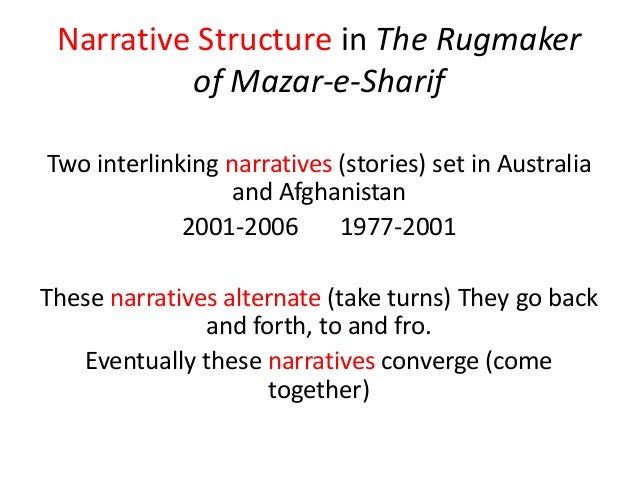 Narrative Essay, Need help with structure?