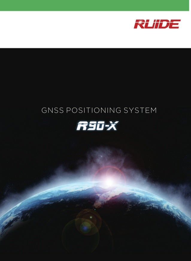 JUAL GPS GEODETIK RTK RUIDE R90X REGI 081295958196