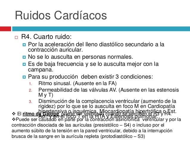 Ruidos cardiacos dr bosio for Significado de cuarto