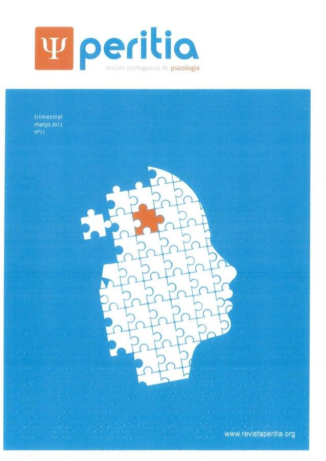 psicoterapia breve psicodinâmica no idoso - Rui Grilo peritia 2012