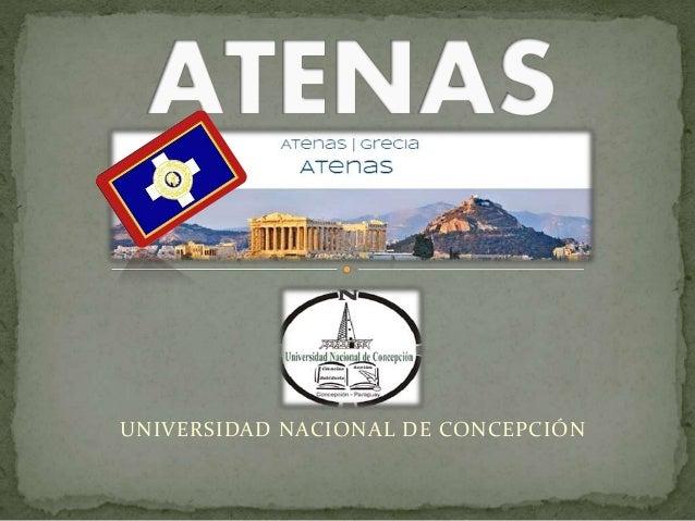 Conociendo Atenas