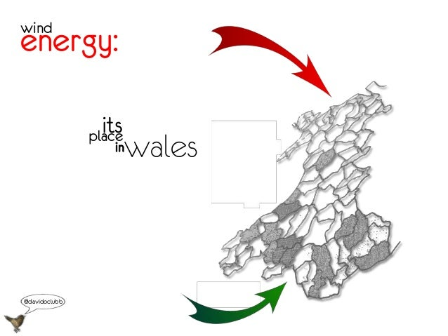 Wind energy; it's place in Wales