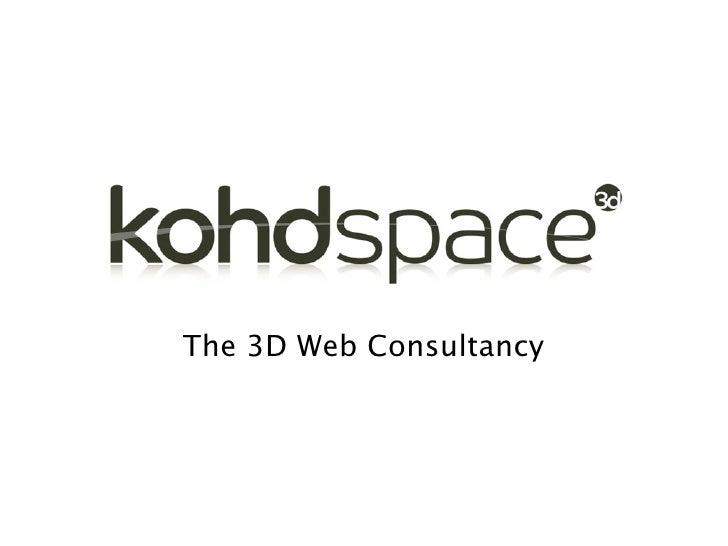 The 3D Web Consultancy