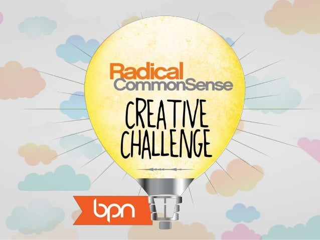 Creative Challenge Official Rules