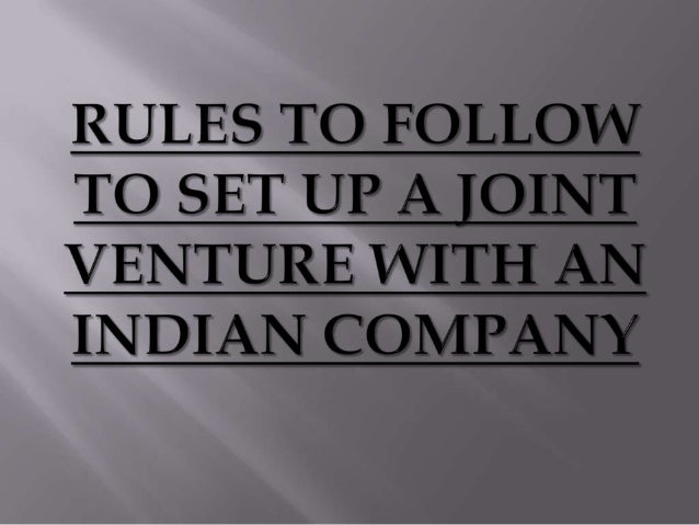    Three most common types of joint venture    companies may be described as follows-       Two parties, who/which may b...