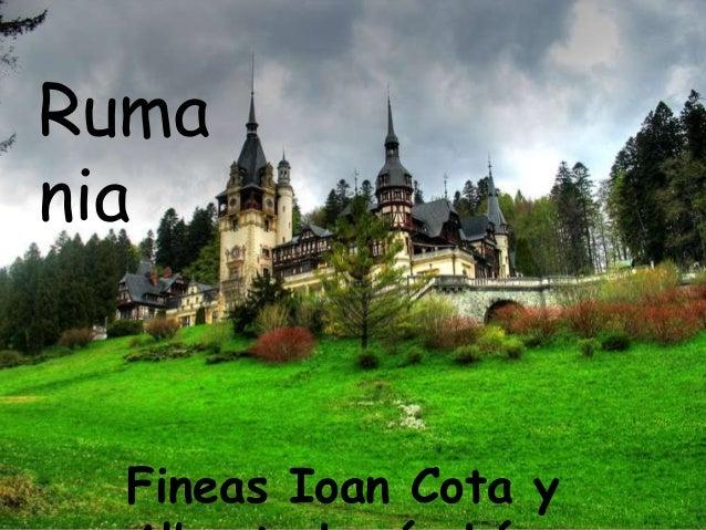 Ruma nia Fineas Ioan Cota y