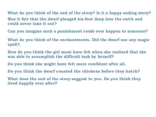 Rumpelstiltskin essay