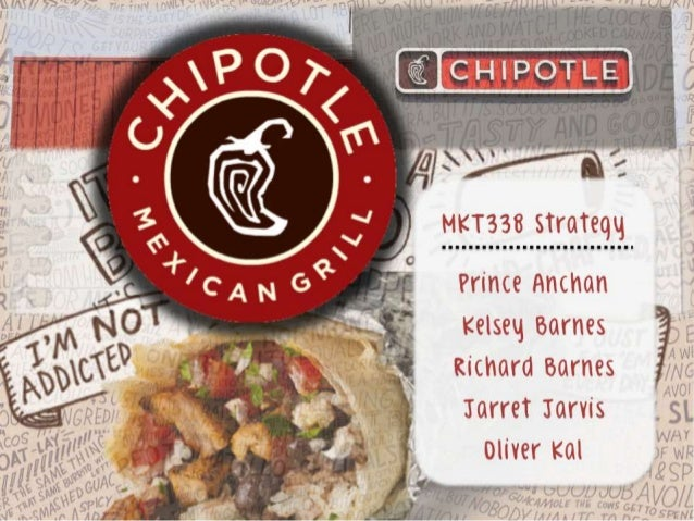 chipotle mexican grill strategy improvements essay Chipotle mexican grill chipotle mexican grill is a mexican cuisine fast food chain that offers a focused menu of burritos, tacos, burrito bowls, and salads in its 1,230 company-operated restaurants across the unites states, canada, and the uk.