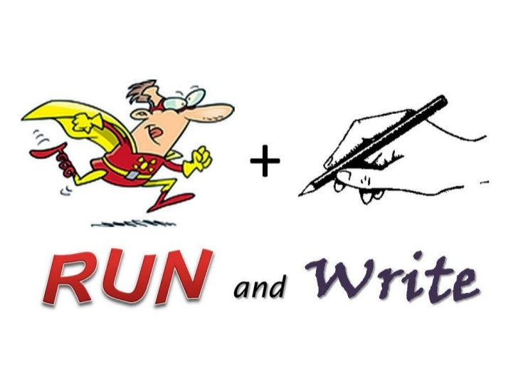 Run and Write• A dictation activity that uses  all four skills in English:•   Reading•   Speaking•   Listening•   Writing