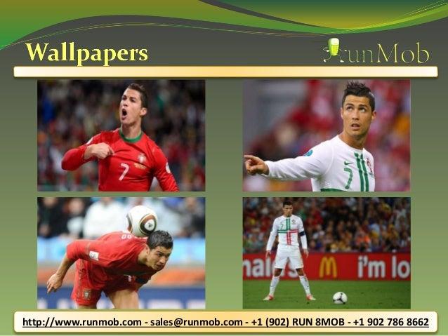 RunMob Cristiano Ronaldo Wallpapers 01