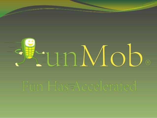 RunMob Presentation 2013