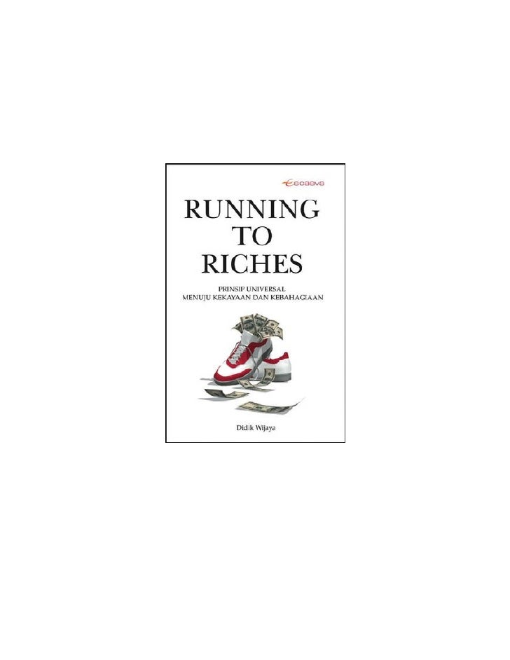 Running To Riches Read And Share
