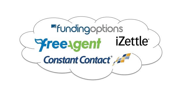 Funding Options talks about using the cloud to get finance  Constant Contact talks about brilliant email marketing FreeAge...
