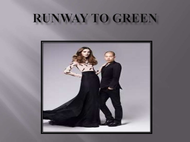 Runway to green
