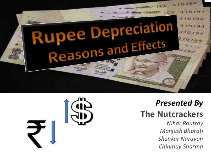 essay on depreciation in indian rupee